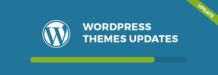WordPress 4.9 themes updates