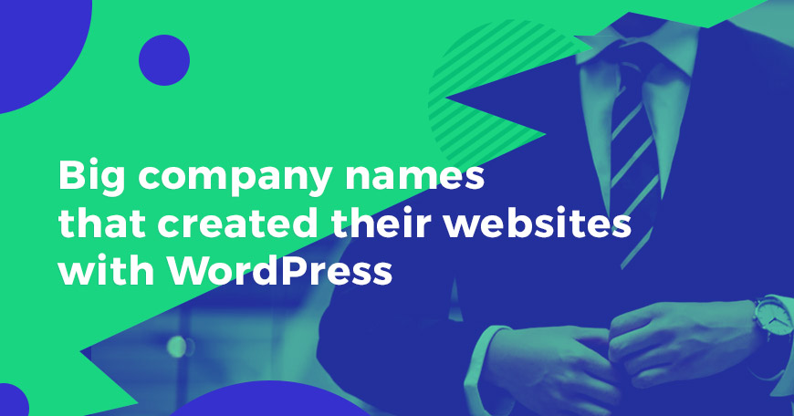15 Wordpress Websites Of Big Companies Surprising Pixelemu