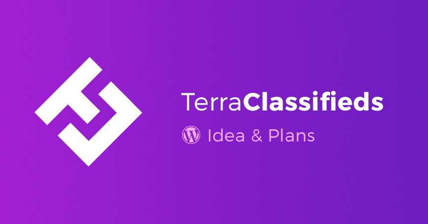 TerraClassifieds - classifieds WordPress plugin idea announcement!