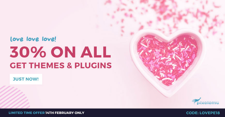 Valentines Day WordPress themes