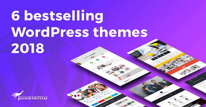2018 best selling WCAG and ADA WordPress themes