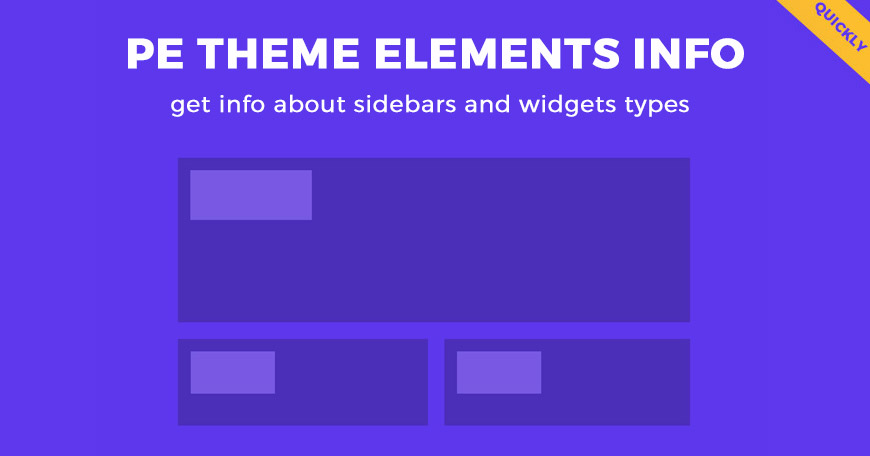 Theme Elements Info plugin available on wordpress.org now!