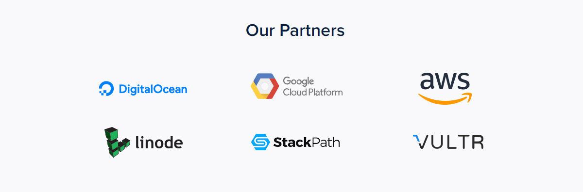our partners hosting blogpost