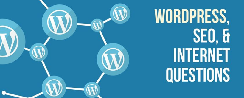 WordPress, SEO, & Internet Questions