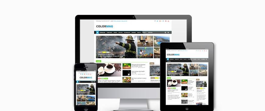 10 Best Free WordPress Themes 2017  Download Now! - PixelEmu