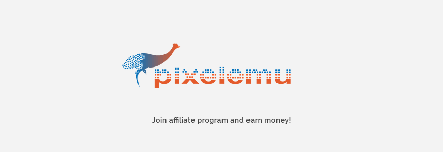 Earn money, join affiliate program.