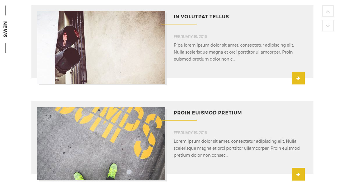 portfolio wordpress theme news