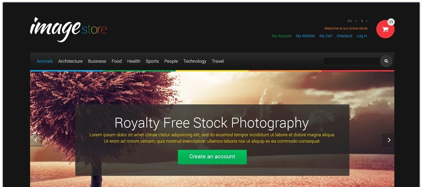 Photography Website Templates You Cant Miss PixelEmu - Free photography website templates