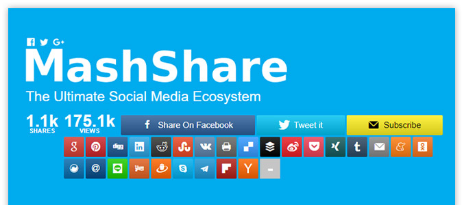 mash share sharing articles wordpress plugin