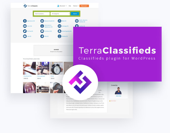 classifieds wordpress plugin