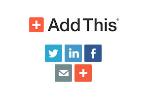 Social Addthis Sharing Integrated