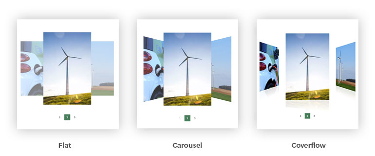 eco energy wordpress theme carousel