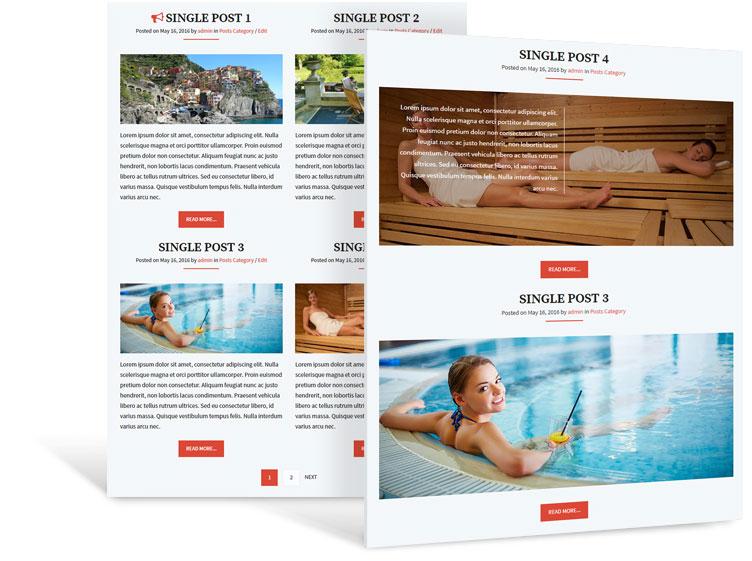 pe hotel blog - Hotel & Resort WordPress Theme