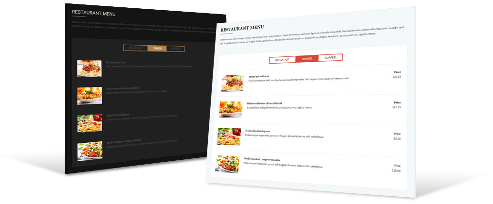 pe hotel restaurant - Hotel & Resort WordPress Theme