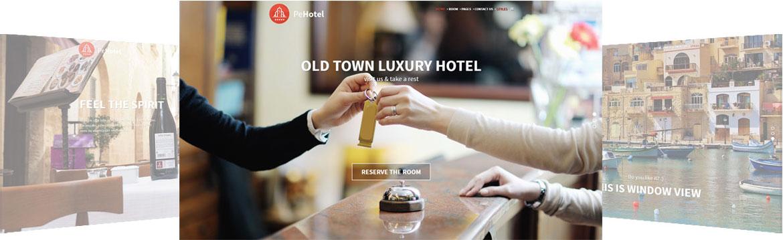 slider - Hotel & Resort WordPress Theme