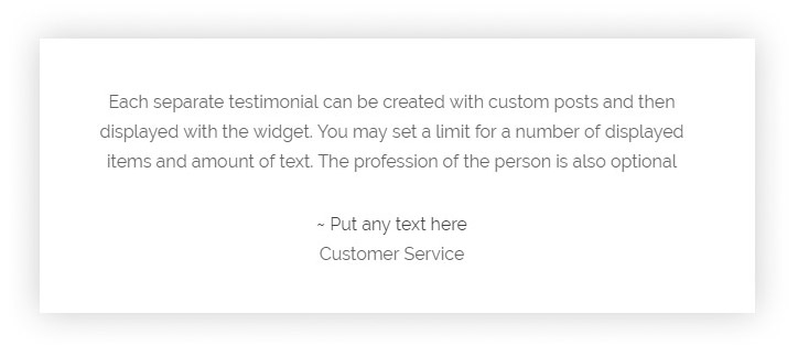 testimonials responsive wordpress theme